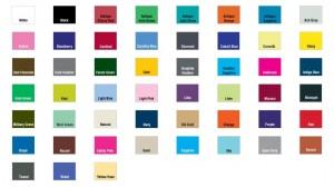 5000 Colours