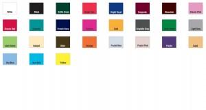 B10 Colours
