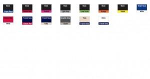 B15C Colours