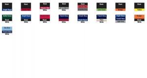 B171 Colours