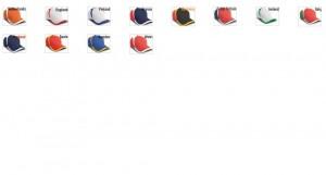 B610C Colours