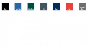 R121M Colours